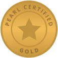 Marketing - Pearl Cert Gold Badge