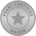 Marketing - Pearl Cert Silver Badge